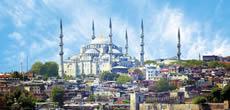 dovolenka - Istanbul De Luxe - Istanbul De Luxe