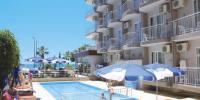 dovolenka - Turecko - Melissa Kleopatra Beach